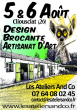 design, artisanat d'art et Belle Brocante